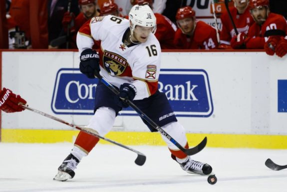 Aleksander Barkov, Florida Panthers