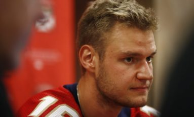 Panthers Best All-Time Starting Lineup Center: Aleksander Barkov