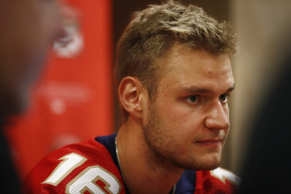 Florida Panthers Aleksander Barkov