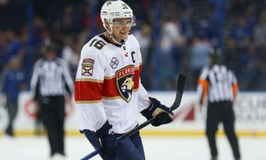 Panthers Beat Senators - Barkov Tallies Two