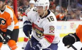 Panthers Captain Barkov Leading Young Core
