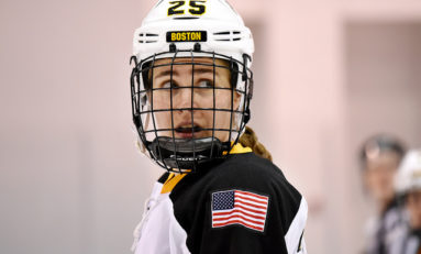 Women's Players Hope NHL All-Star Weekend Helps Their Cause
