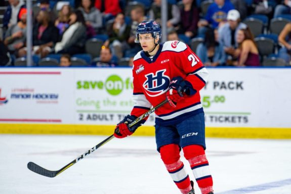 Alex Cotton Lethbridge Hurricanes