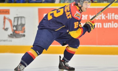Alex DeBrincat Parlays Talent Into Contract