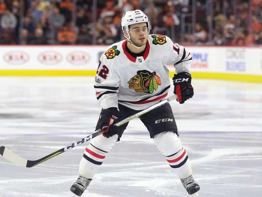Chicago Blackhawks Star of the Week: Alex DeBrincat (Yes, Again)