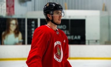 Senators Top 10 Prospects: #5 Alex Formenton