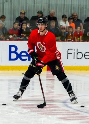 Alex Formenton Ottawa Senators