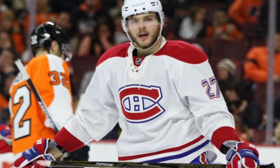 New Faces in New Places: Alex Galchenyuk
