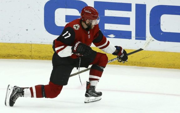 Arizona Coyotes Alex Galchenyuk