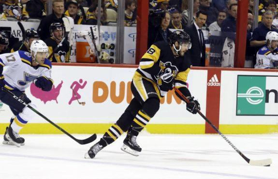 Alex Galchenyuk Pittsburgh Penguins
