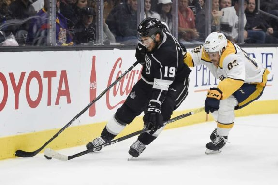 Los Angeles Kings Alex Iafallo