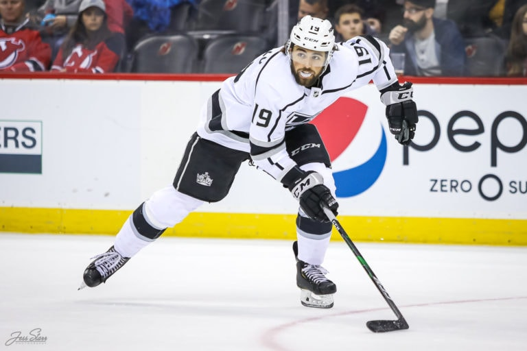 Alex Iafallo Los Angeles Kings