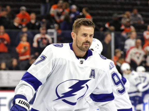 Alex Killorn Tampa Bay Lightning