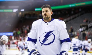 Lightning Lose More than Just a Player if Killorn Leaves