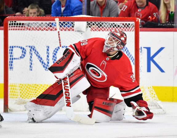 Alex Nedeljkovic Carolina Hurricanes