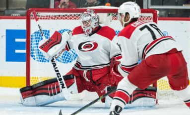 Hurricanes Sign Mrázek; Who Is the Backup Goalie?
