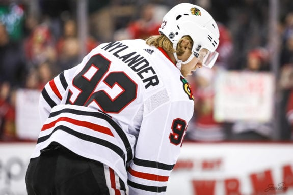 Alex Nylander Chicago Blackhawks