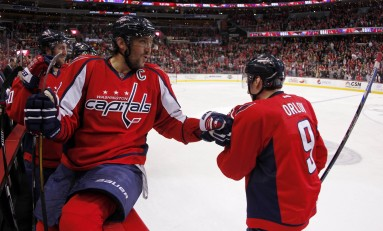 The Capitals Clinch Best Record in the NHL