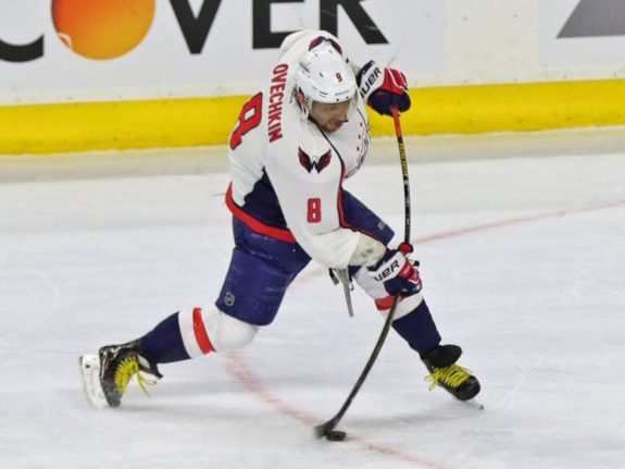 Alex Ovechkin, NHL, Washington Capitals