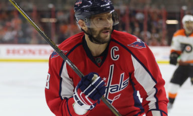 Ovechkin Hits Another Milestone