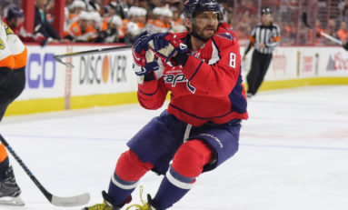 Imagining Ovechkin Finishing Without a Cup