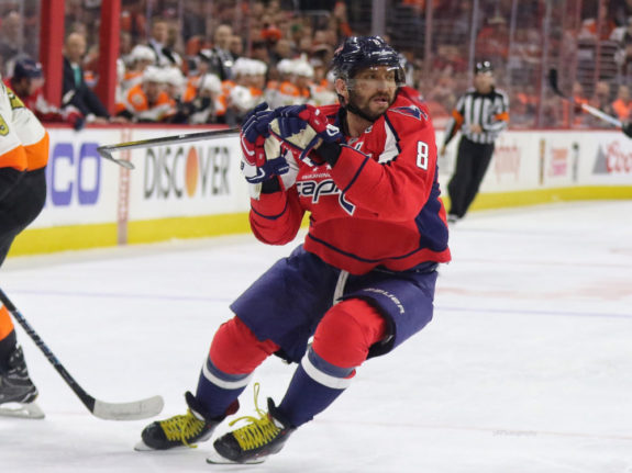 Alex Ovechkin, 2010 Suspension