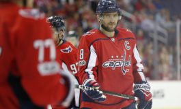 Capitals' Ovechkin Closes in on 50 as Focus Shifts to Playoffs