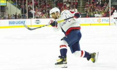 Ovechkin, Oshie's Two-Goal Nights Give Capitals 6-1 Win Over Senators