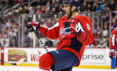Ovechkin Passes Lemieux in Historic Week