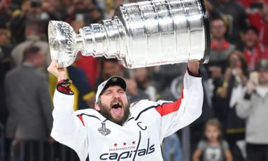 44 Years Later, Capitals Hoist the Cup