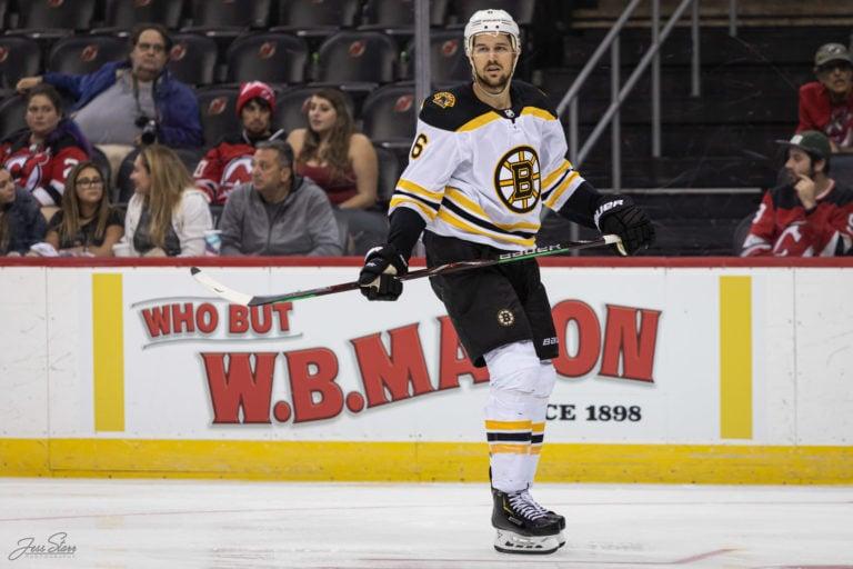 Alex Petrovic Boston Bruins