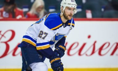 Maple Leafs' Fantasyland Continues in Pursuit of Alex Pietrangelo