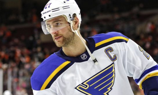 Blues Veterans Sparking Playoff Push