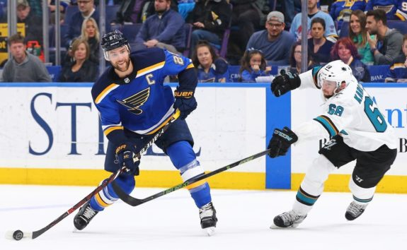 Alex Pietrangelo St. Louis Blues