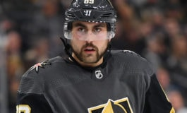Tuch's Tiebreaking Goal Lifts Golden Knights Over Hurricanes 4-3