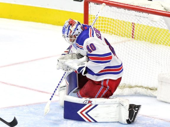 Alexandar Georgiev New York Rangers