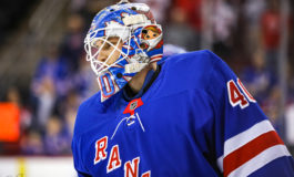 The Lightning Should Pursue Rangers' Alexandar Georgiev