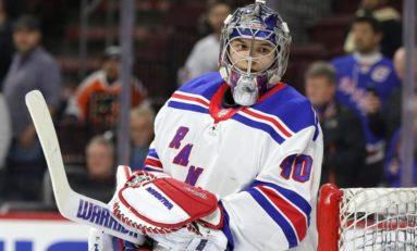 Rangers Blank Islanders - Georgiev Gets 1st Shutout