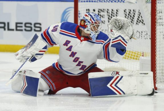 New York Rangers Alexandar Georgiev