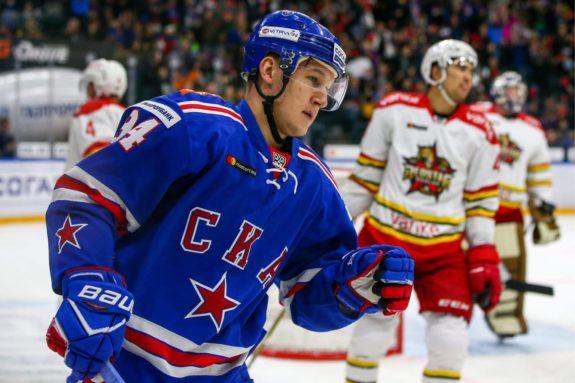 Alexander Barabanov SKA St Petersburg