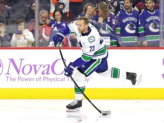Alexander Edler Vancouver Canucks