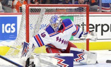 Rangers' Alexandar Georgiev's Quick Rise