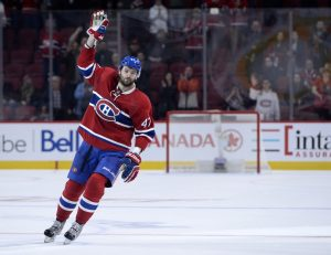 Montreal Canadiens forward Alexander Radulov