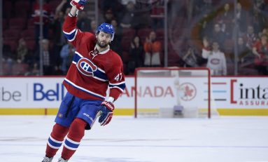 Canadiens Need Depth Up-Front