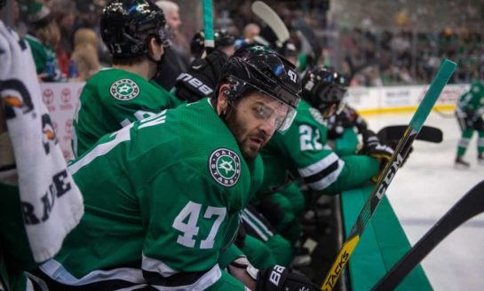 Stars Forwards Share Blame Over Losing Streak