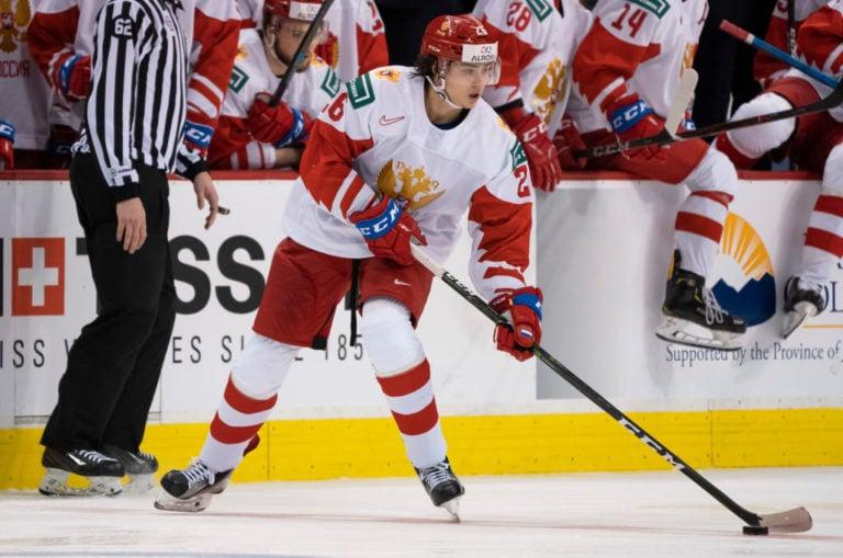 Alexander Romanov Team Russia