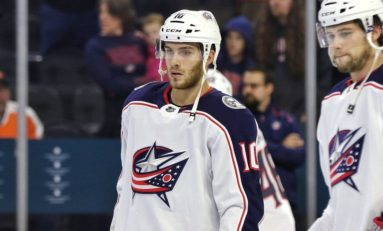 Blue Jackets Seeing Signs of Wennberg Returning to His Old Form