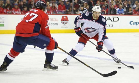 Blue Jackets Still Control Own Destiny at Home