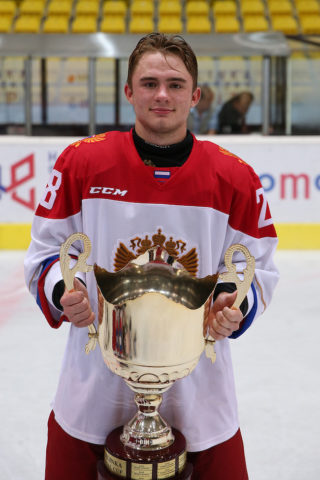 Alexander Pashin Team Russia