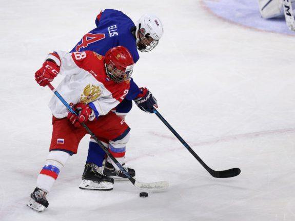 Alexandr Pashin Team Russia